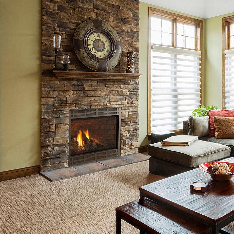 Gas Fireplaces Heatilator Mountain West Sales