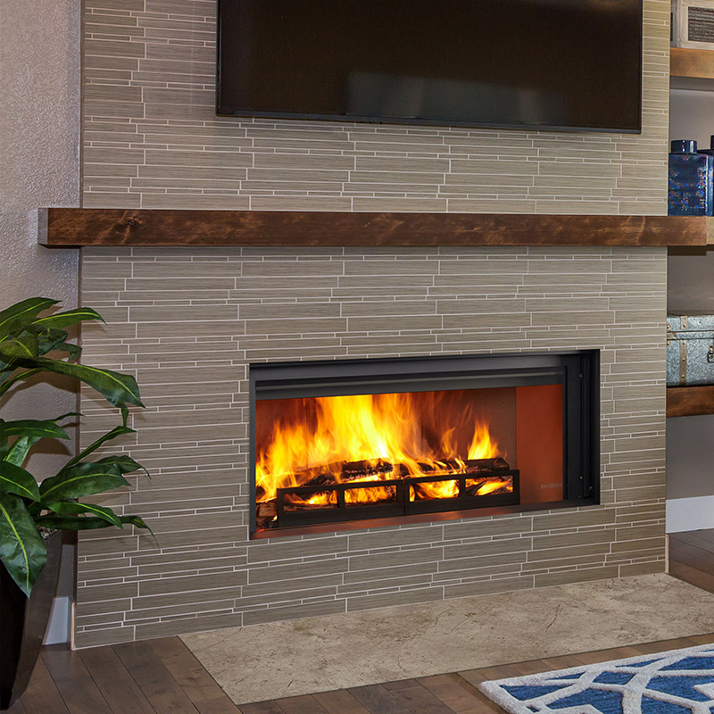 Wood Fireplaces - Heatilator | Mountain West Sales