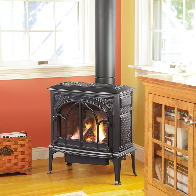 Gas Stoves - Jotul | Mountain West Sales