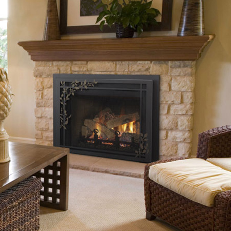 Gas Fireplace Inserts Quadrafire Mountain West Sales