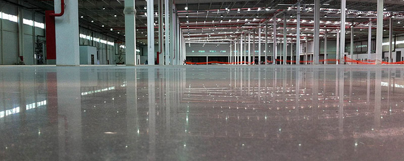 Concrete Densifiers & Polished Concrete Systems