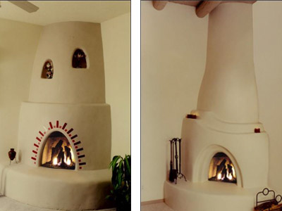 Custom Fireplaces