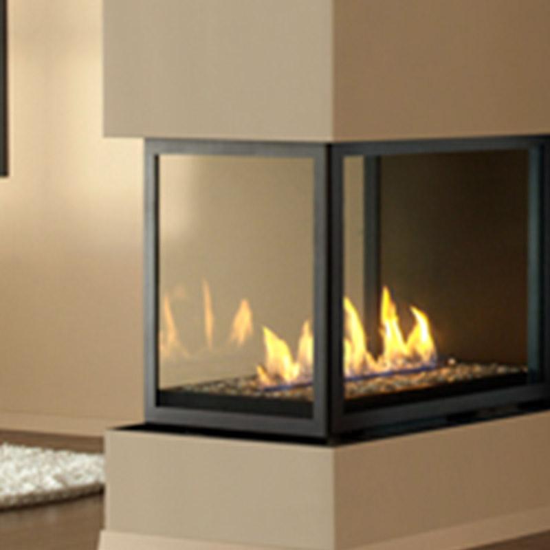See Through Fireplaces Montigo Mountain West Sales