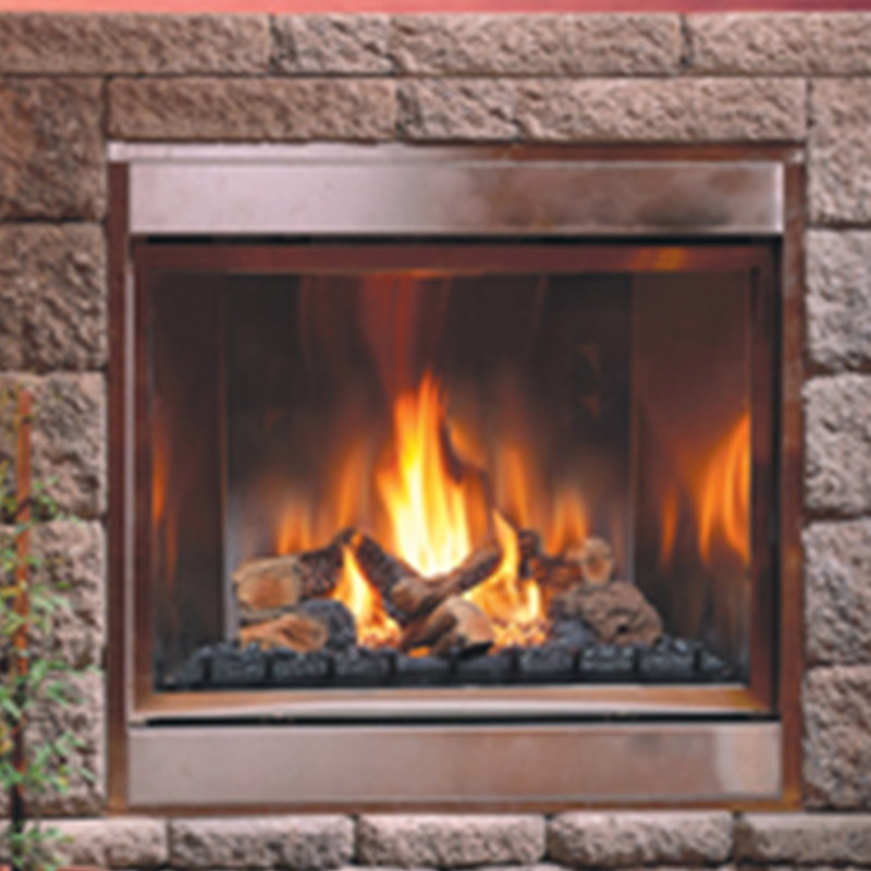 See Through Fireplaces Montigo Mountain West Sales