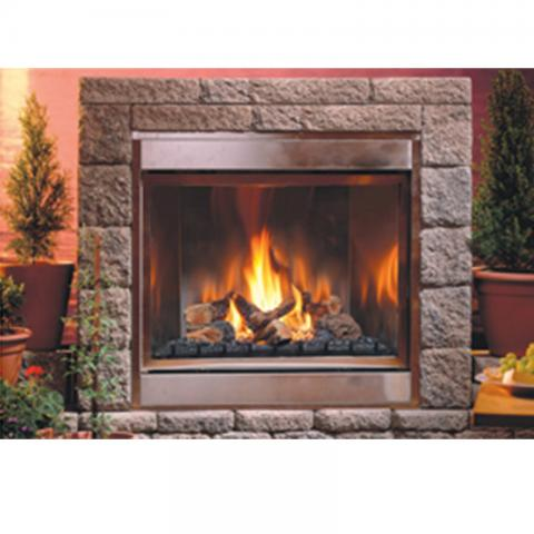 Outdoor Fireplaces Mountain West Sales