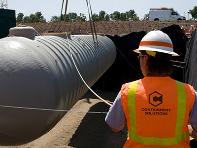 Storage Tanks - Containment Solutions