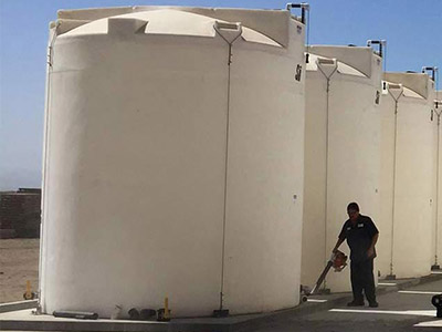 Storage Tanks -Synder Industrial