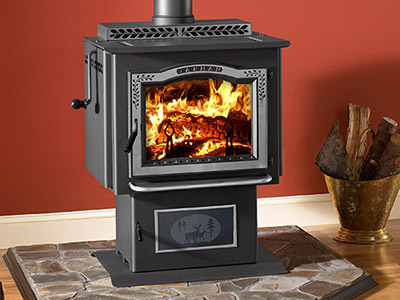 Hearth - Stove