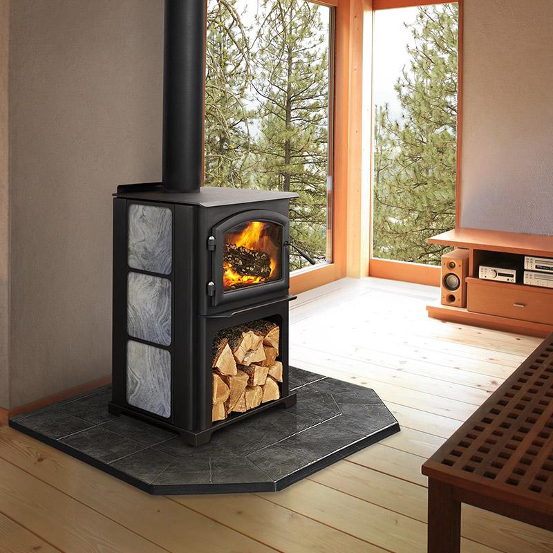 Wood Stoves Quadrafire Mountain West Sales